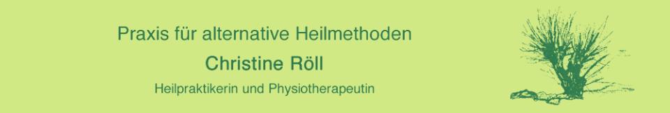 Praxis für alternative Heilmethoden Christine Röll